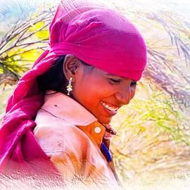 Sue Jacobi - Smile Harvest India Rajasthan