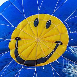 Robert Bales - Smiley Balloon
