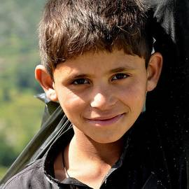 Imran Ahmed - Smiling boy in the Swat Valley - Pakistan