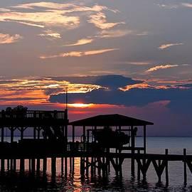 Judy Bishop - Smmertime Sunset