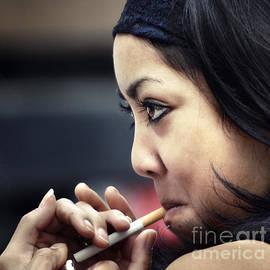 Michel Verhoef - Smoke get