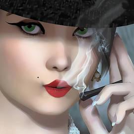 Nina Bradica - Smokin-1