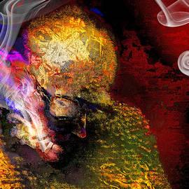 Carl Rolfe - Smoking Man