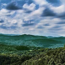 Barry Jones - Mountain - Landscape - Smoky Mountain Majesty