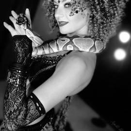 Mary AD Art - Snake Priestess