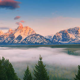 Henk Meijer Photography - Snake River Overlook Grand Teton N.P