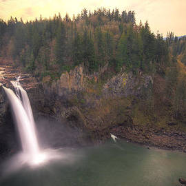 Anthony J Wright - Snoqualmie Falls