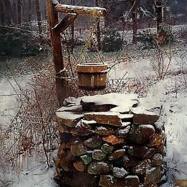 RC deWinter - Snow at Twilight