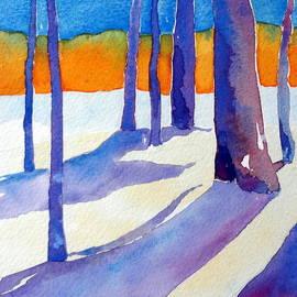 Sue Gardner - Snow Day