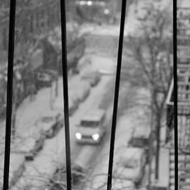 Miriam Danar - Snow From My Window