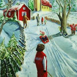 Catherine Link - Snow Holiday