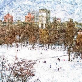 Rick Todaro - Snow In The Neighborhood