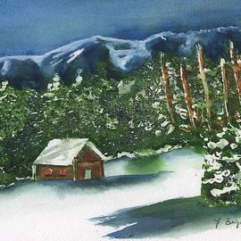 Frank Bright - Snowfall