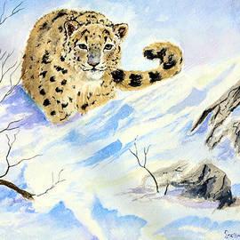 Stephen S Yaeger - Snow Leopard