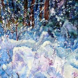 Carol Warner - Snow on Sugarloaf