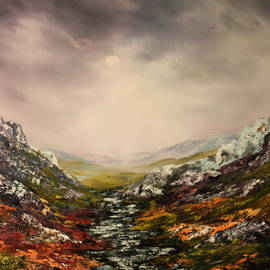 Jean Walker - Snow on the Cairngorms