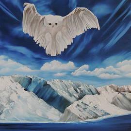 Dianna Lewis - Snow Owl