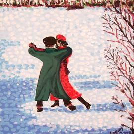 Alan Hogan - Snow Tango