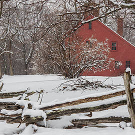 Jeff Folger - Snowbound Home