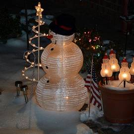 Sonali Gangane - Snowman Family
