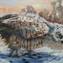 Susan Bell - Snowy Owl