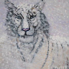 Phyllis Kaltenbach - Snowy White Tiger or Chairman of the Board