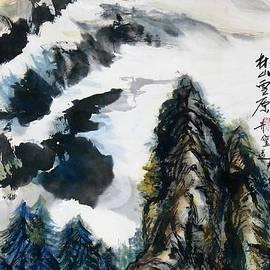 Min Wang - Snowy Winds