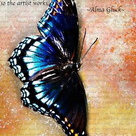 Nancy E Stein - So The Artist Works