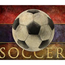 Craig Tinder - Soccer Poster