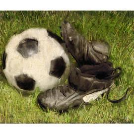 Craig Tinder - Soccer Practice