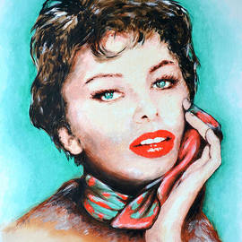 Victor Minca - Sofia Loren