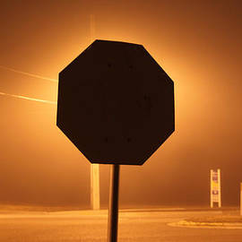 Ross Lewis - Soft Fog At The Stop Sign