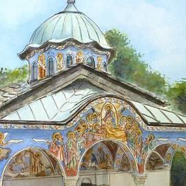Henrieta Maneva - Sokolski Monastery Bulgaria