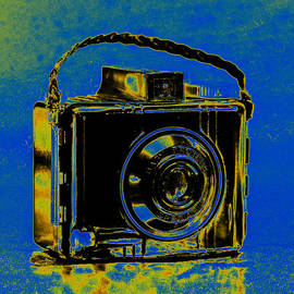 Jon Woodhams - Solarized Brownie