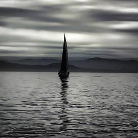 Jordan Blackstone - Solitude and Silence - Inspirational Art