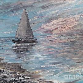 Rhonda Lee - Solo Sail for Shells
