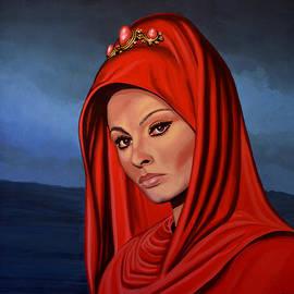 Paul  Meijering - Sophia Loren