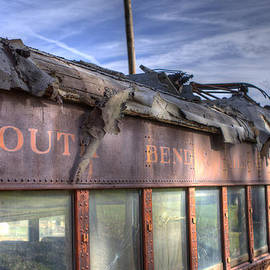 Ed Cilley - South Bend Railroad - Seen Better Days