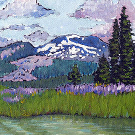 Dorothy Jenson - South Sister Afternoon