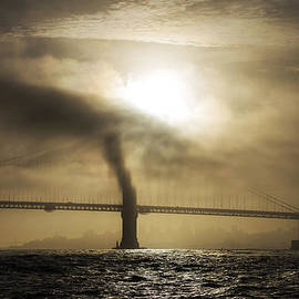 Hugh Stickney - South Tower Disintegration