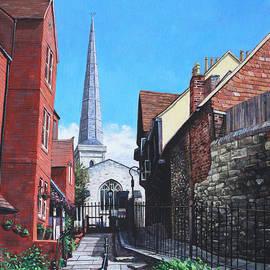 Martin Davey - Southampton Blue Anchor Lane