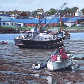 Martin Davey - Southampton Northam boats
