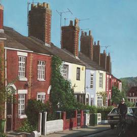 Martin Davey - Southampton Rockstone Lane