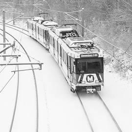 Scott Rackers - Southbound Metrolink