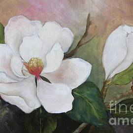 Barbara Haviland - Southern Magnolias II by Barbara Haviland