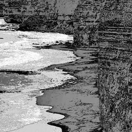 Tim Richards - Southern Ocean Cliffs DBW