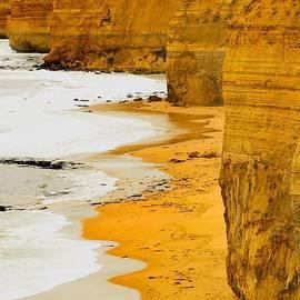 Tim Richards - Southern Ocean Cliffs