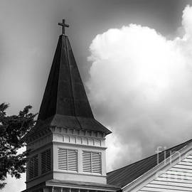 John Rizzuto - Southport Church Tower mono