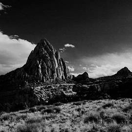 Jeff  Swan - Southwestern Beauty In Black And White