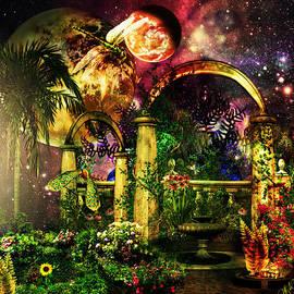 Ally  White - Space Garden